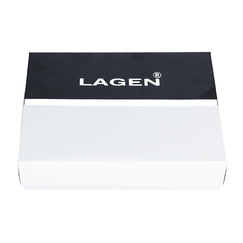 Dámská klíčenka Lagen Martina - fialová