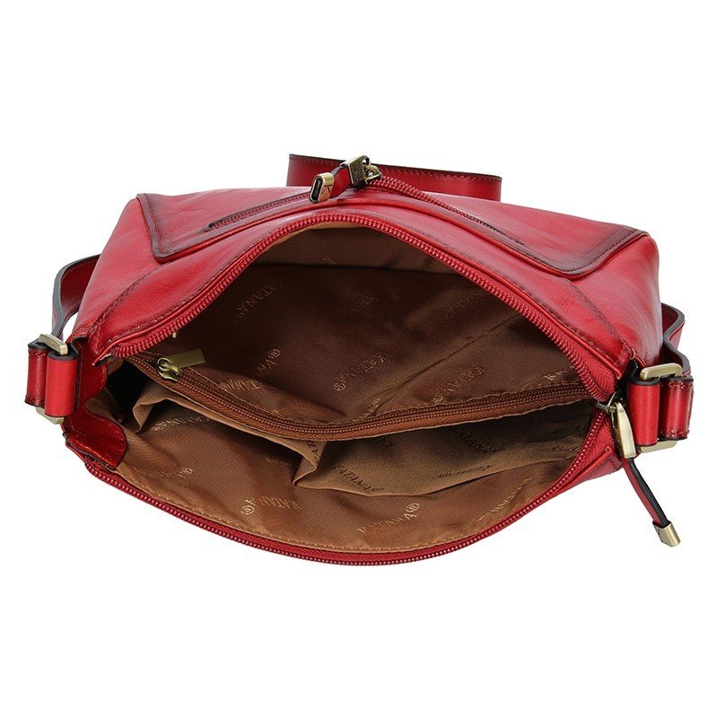 Dámská crosbody kabelka Katana Fiona - hnědá