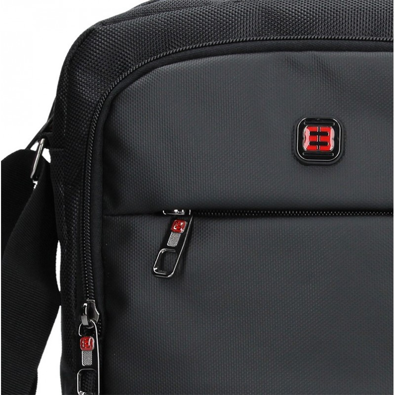 Pánská taška přes rameno Enrico Benetti Filip - černá