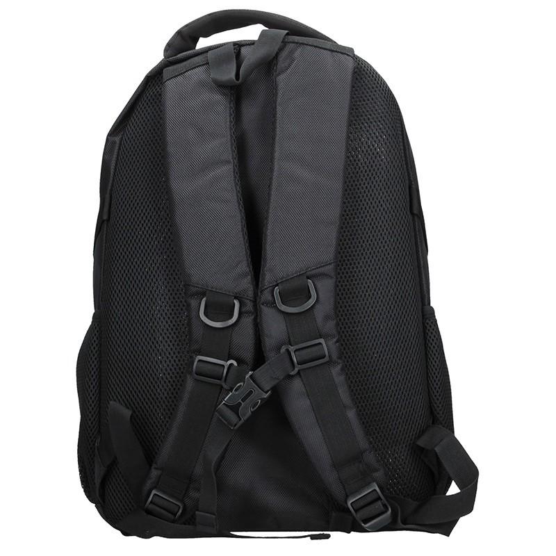 Business batoh Enrico Benetti 47083 - černá