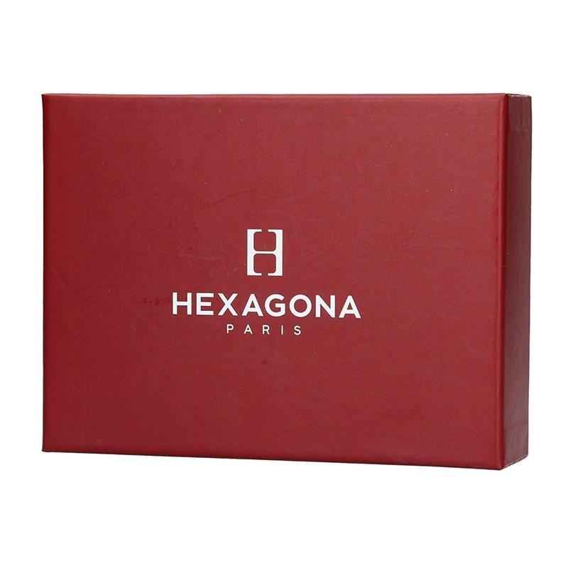 Dámská peněženka Hexagona 647648 - šedá