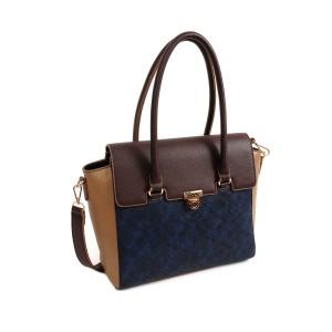 Luxusní dámská kabelka Doca 13822