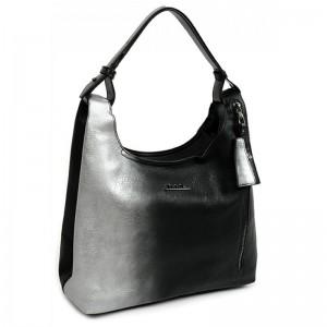 Dámská kabelka Doca 11925 - černá