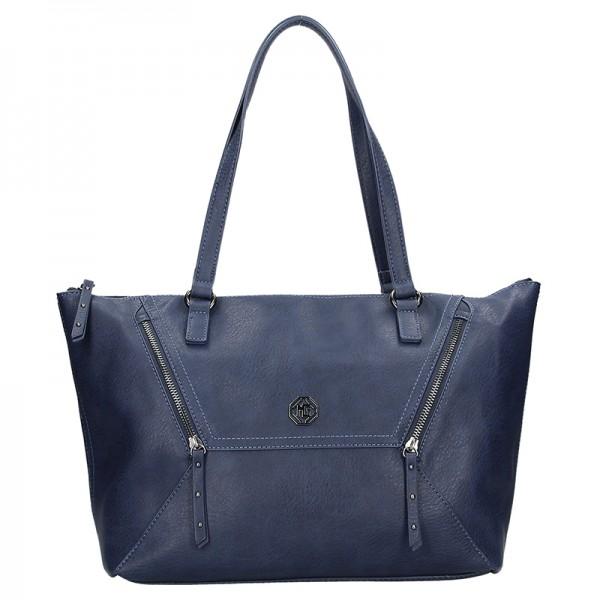 Dámská kabelka Marina Galanti Ema - modrá