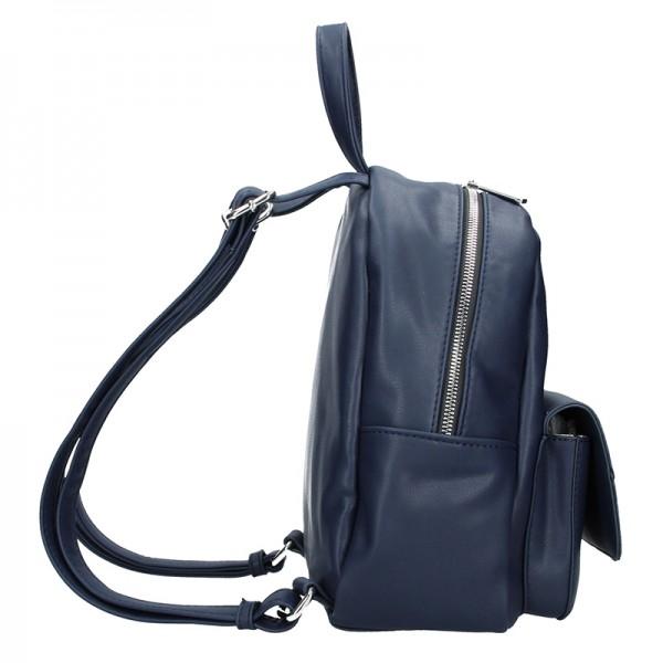 Dámský batoh Marina Galanti Greta - modrá