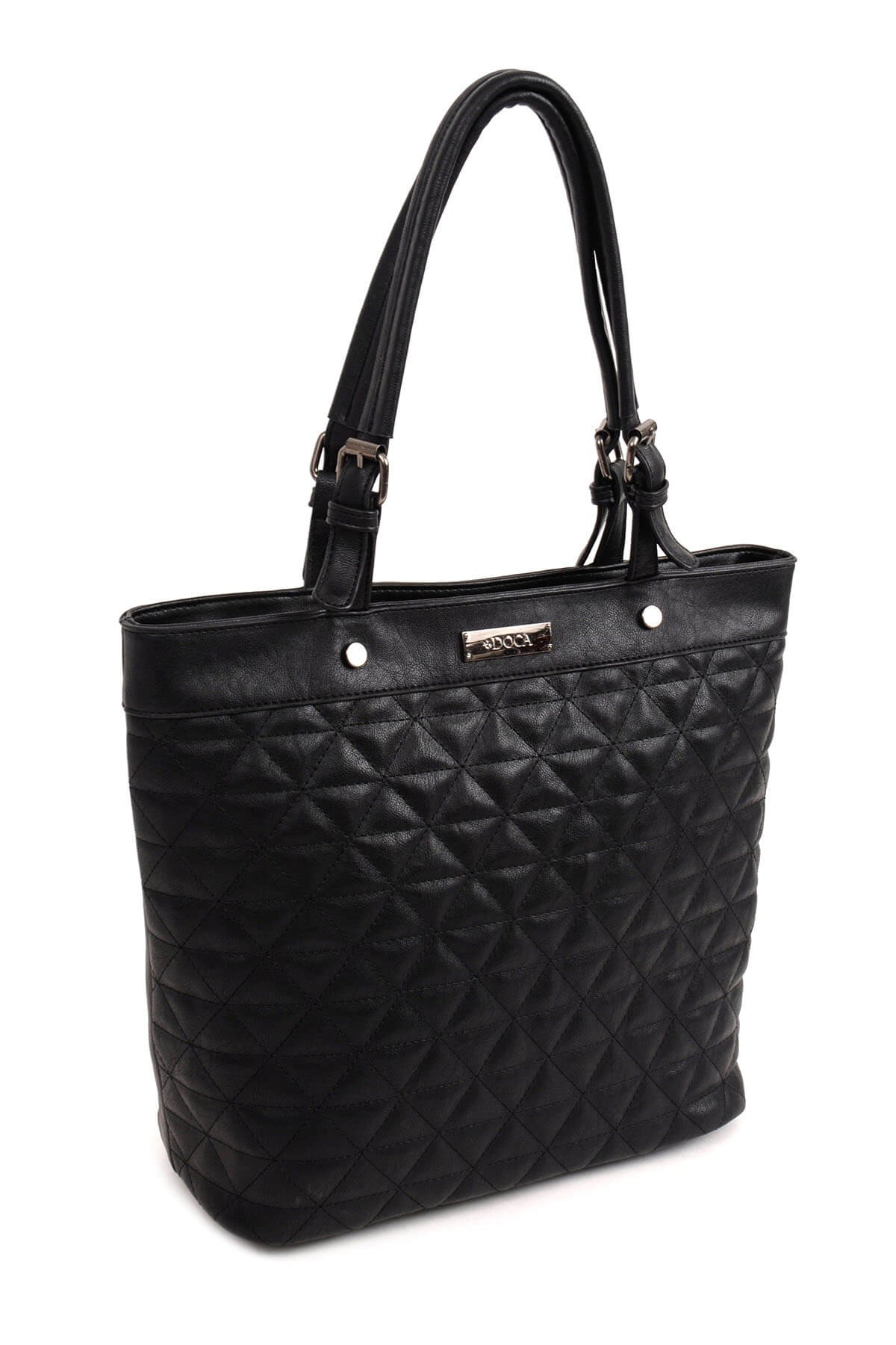 Dámská kabelka Doca 14115 - černá