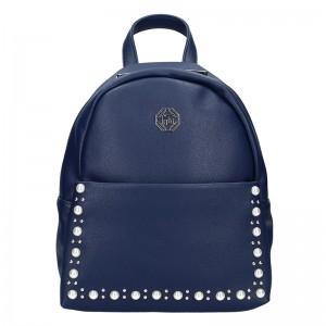 Dámský batoh Marina Galanti Silvia - modrá
