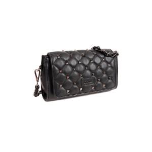 Dámská crossbody kabelka Doca 14374 - černá