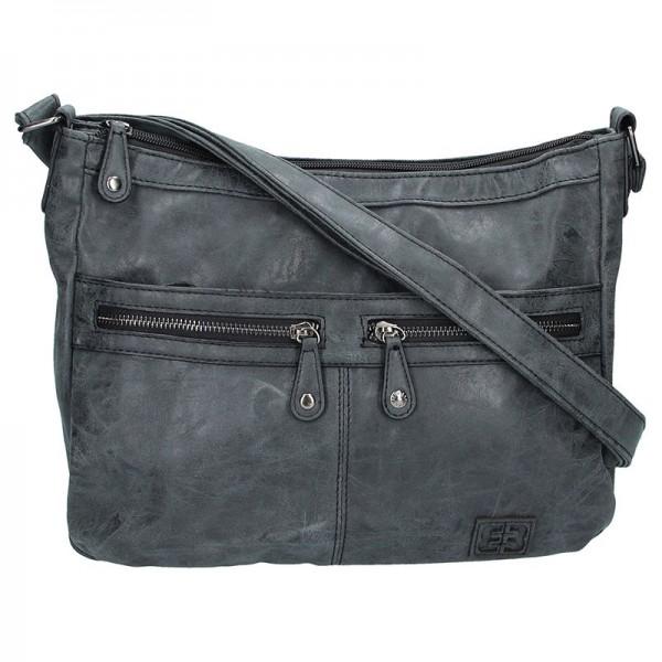 Dámská kabelka Enrico Benetti 66105 - černá