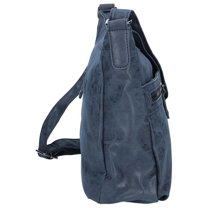 Dámská kabelka Enrico Benetti 66105 - šedá