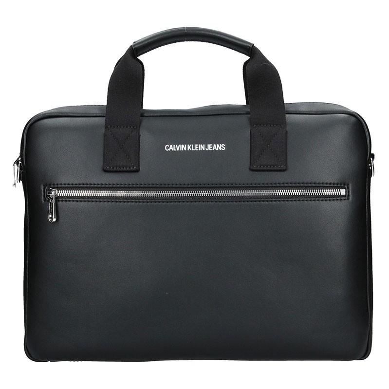 928ec2fc3b Pánská taška přes rameno Calvin Klein Jeans Luca - černá