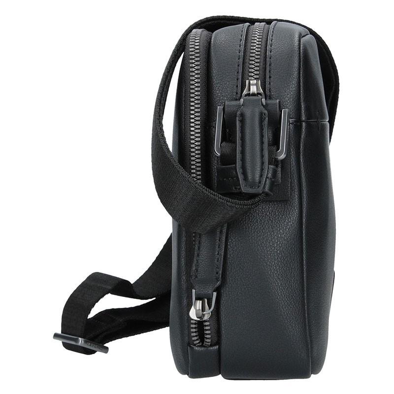 Pánská taška přes rameno Calvin Klein Elvin - černá