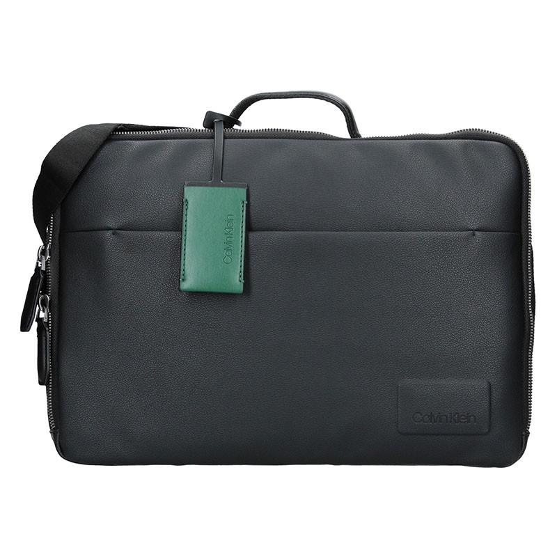 Pánská taška přes rameno Calvin Klein Remy - černá
