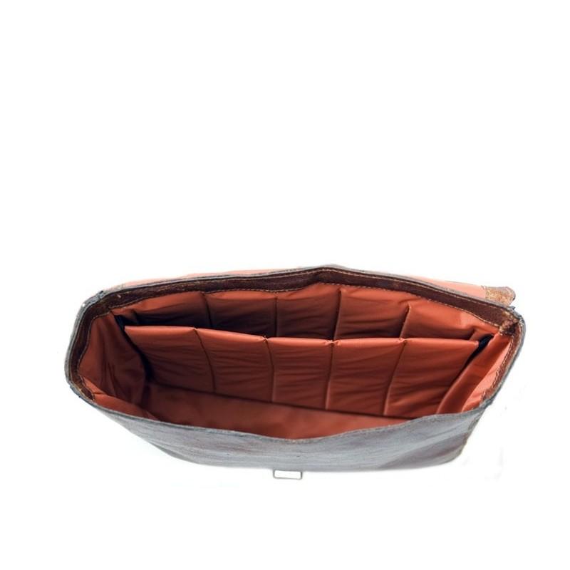 Pánská taška Daag JAZZY ORGANIC 2 - hnědá