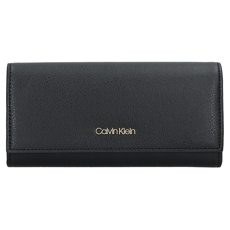 Dámská peněženka Calvin Klein Greta - černá