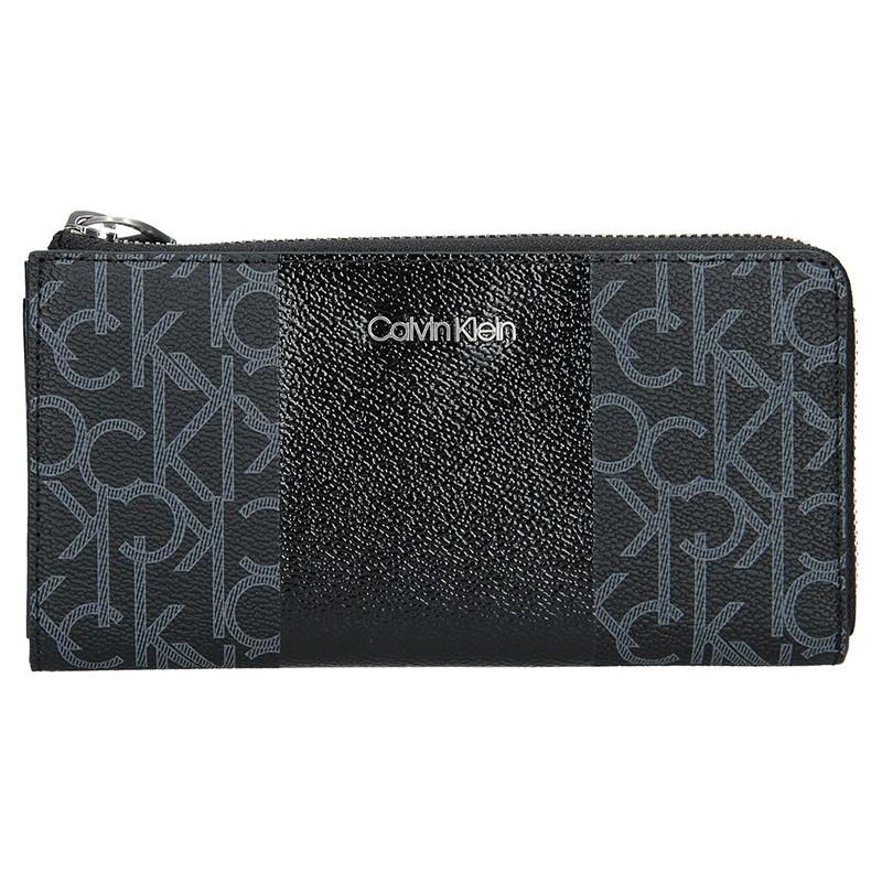 Dámská peněženka Calvin Klein Paola - černá