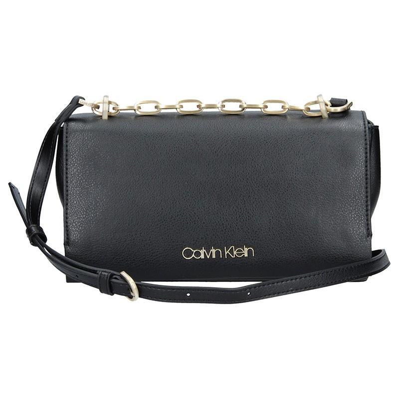 Dámská crossbody kabelka Calvin Klein Romana - černá