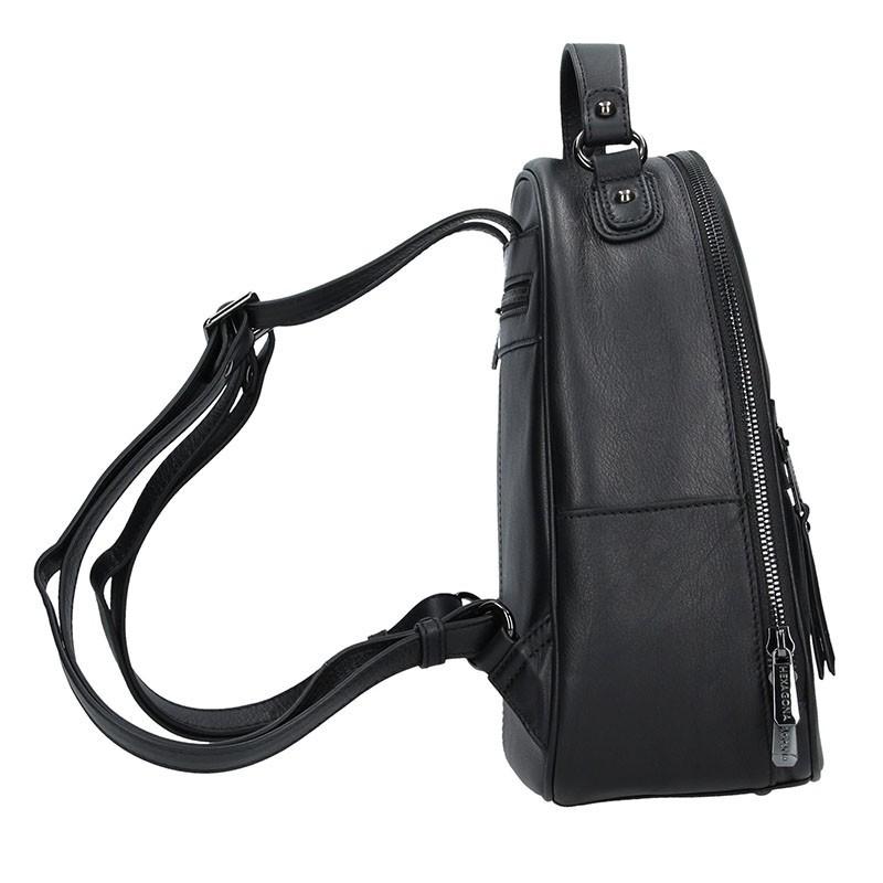 Dámský batoh Hexagona 284926 - černá