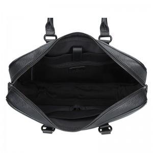 Pánská business taška přes rameno Hexagona Senders - černá