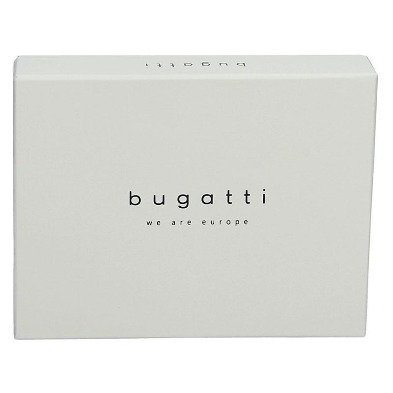 Pánská kožená peněženka Bugatti Johannes - černá