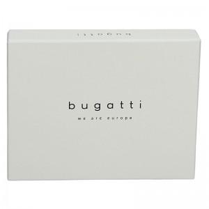 Pánská kožená dolarovka Bugatti Rudolph - černá
