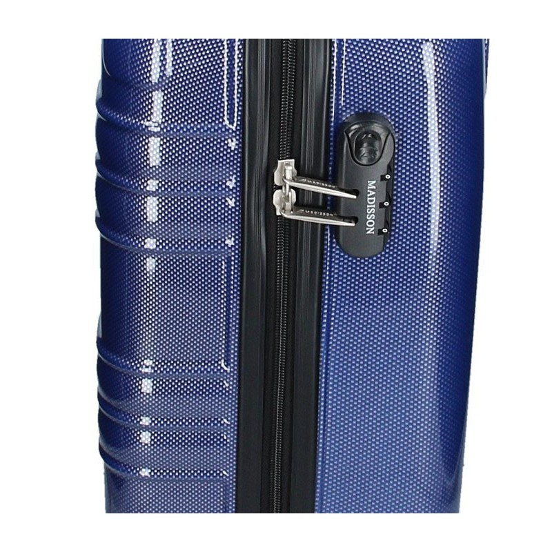 Sada dvou cestovních kufrů Madisson Elma - modrá