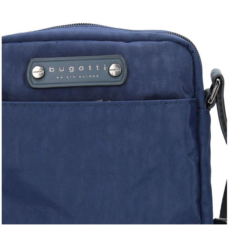 Pánská taška přes rameno Bugatti Maurice - černá