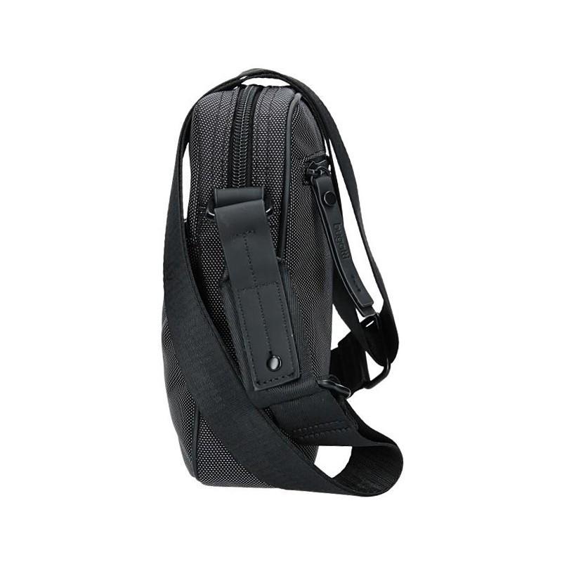 Pánská taška přes rameno Bugatti Alfred - šedá