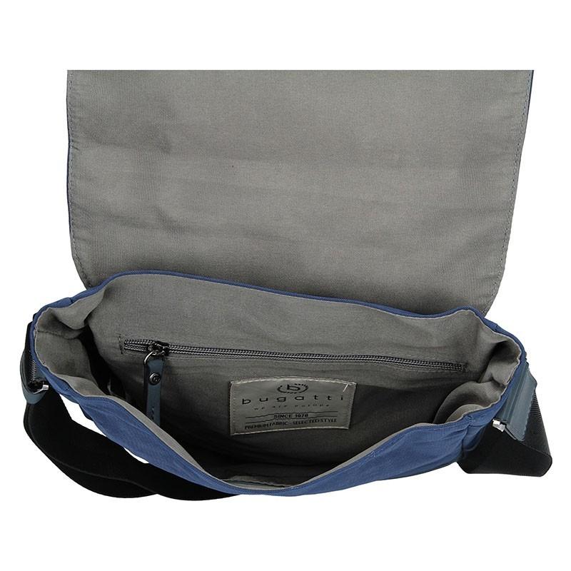 Pánská taška přes rameno Bugatti Franck - černá