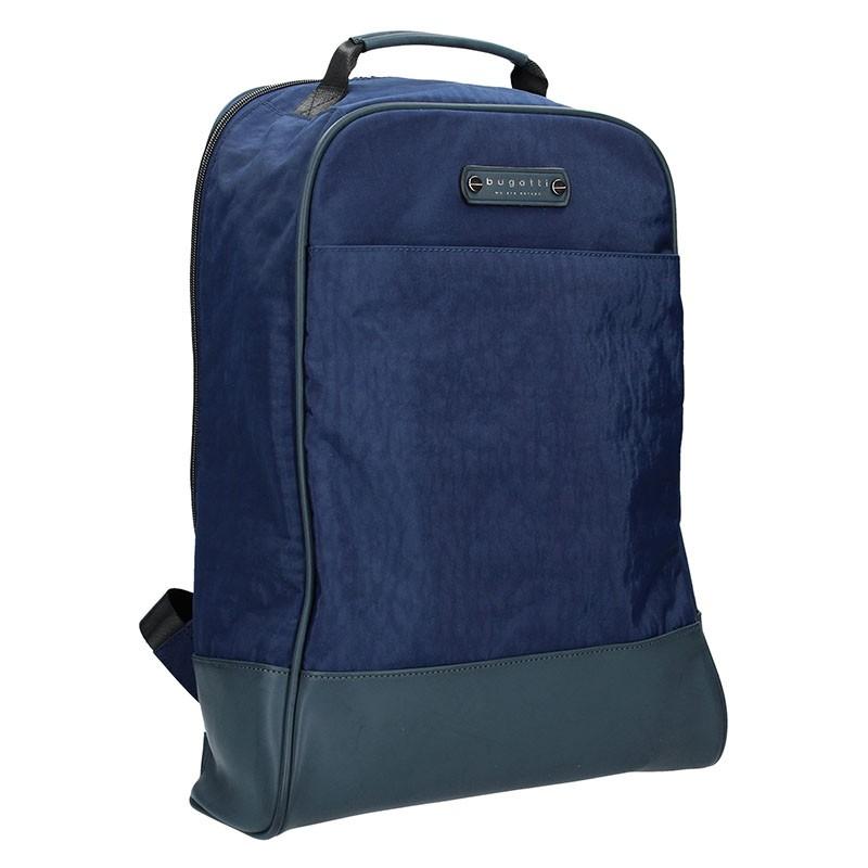 Pánský batoh Bugatti Henri - modrá ed0ac51a1e