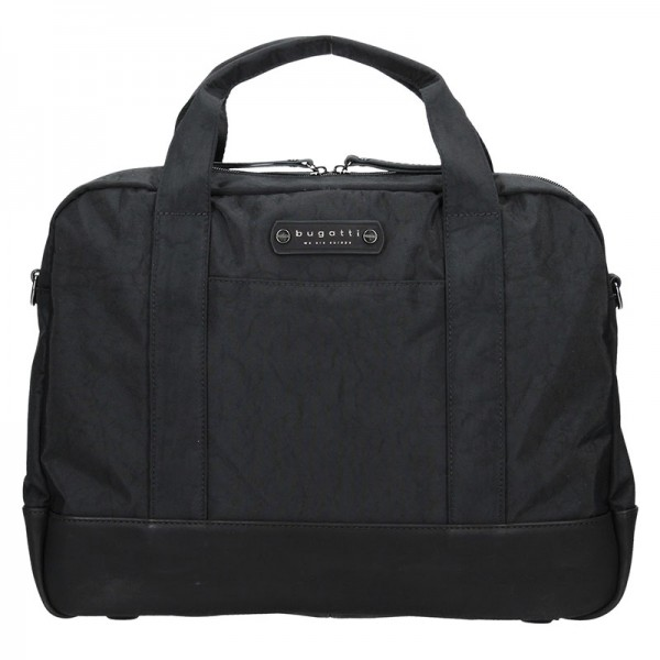 Pánská taška přes rameno Bugatti Moto DW - černá