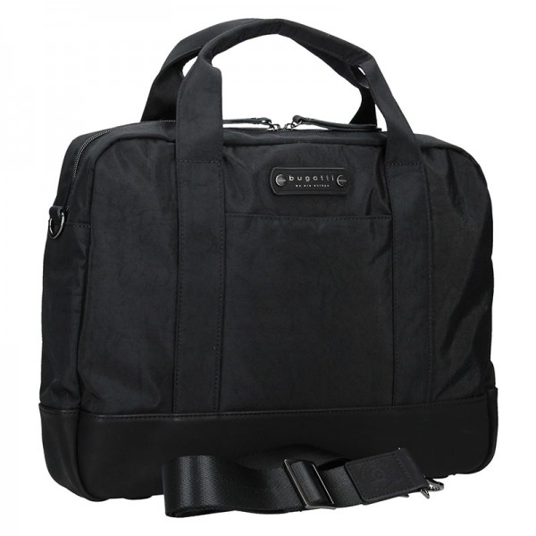 Pánská taška přes rameno Bugatti Bern - černá