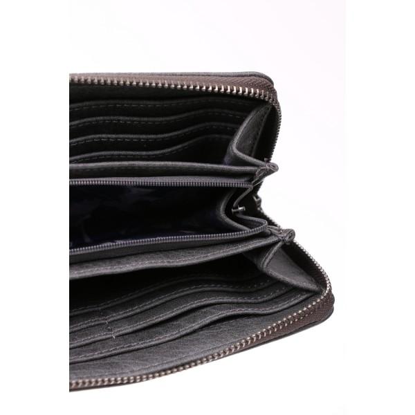 Dámská peněženka Suri Frey Martha - šedá