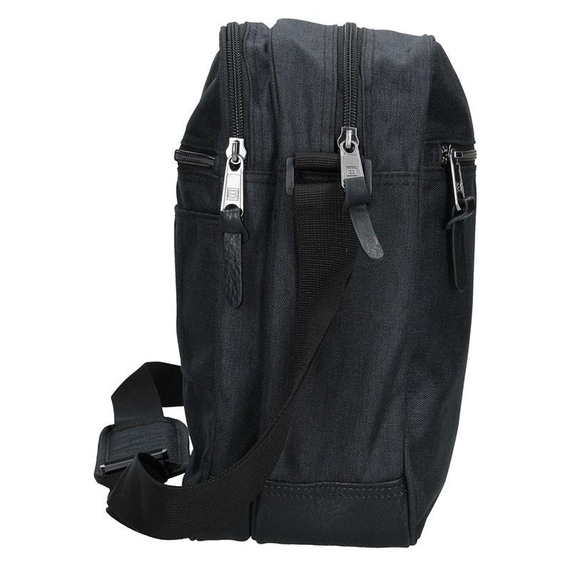 Pánská taška přes rameno Enrico Benetti Montana - šedá