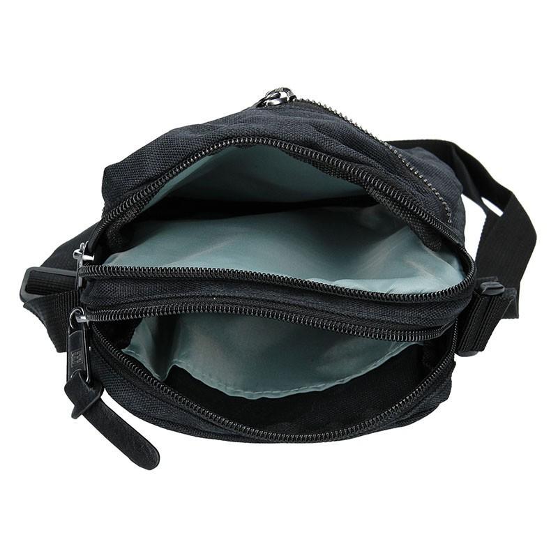 Pánská taška přes rameno Enrico Benetti Ferenc - černá
