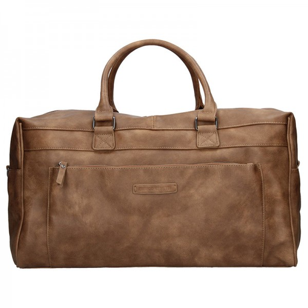 Trendy cestovní taška Enrico Benetti Travel - černá
