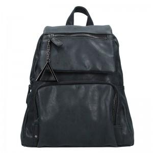 Moderní ekokožený dámský batoh Just Dreamz Apolen - šedá