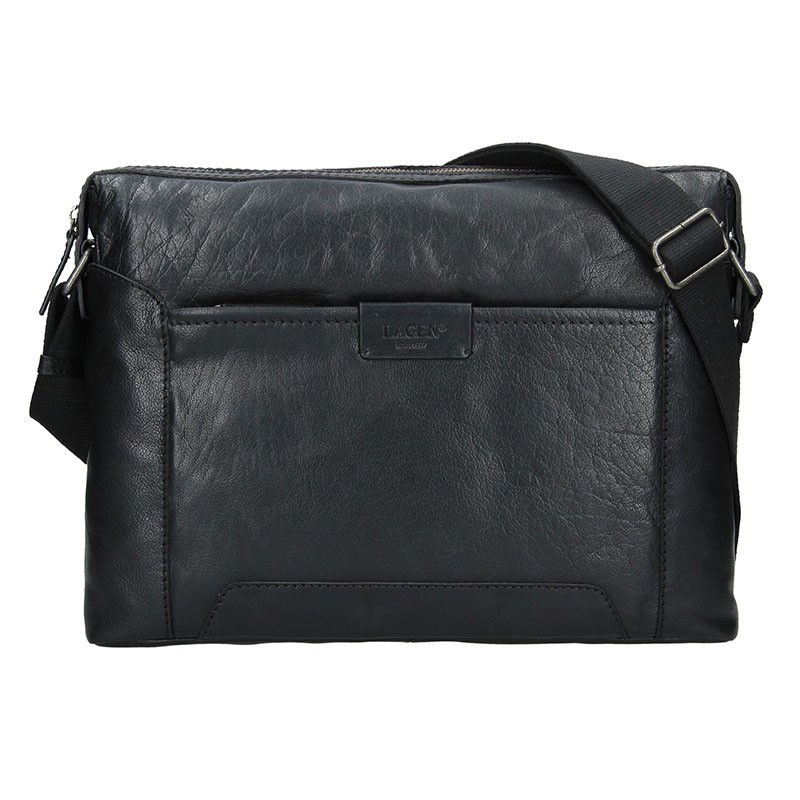 Pánská taška přes rameno Lagen Marlon - černá