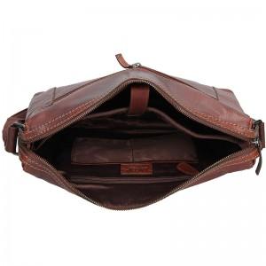 Pánská taška přes rameno Lagen Pierce - černá