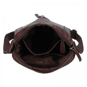 Pánská taška přes rameno Lagen Frederik - černá