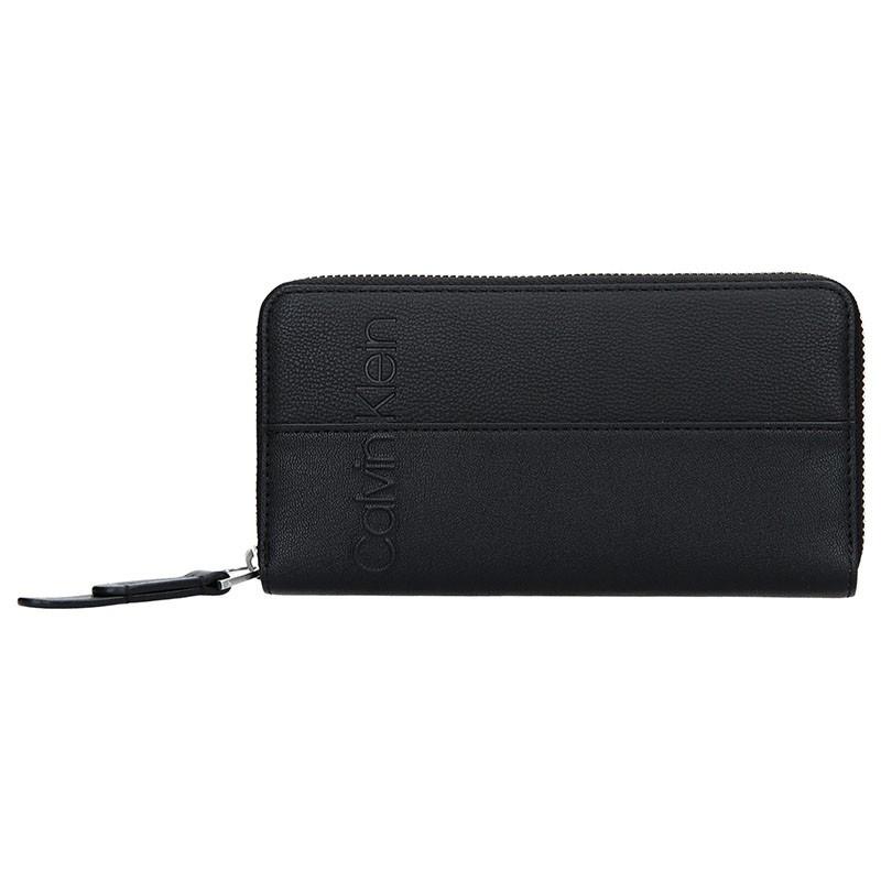 Dámská peněženka Calvin Klein Marionet - černá
