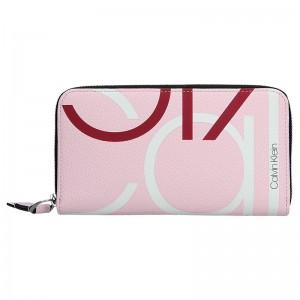 Dámská peněženka Calvin Klein Narra - růžová