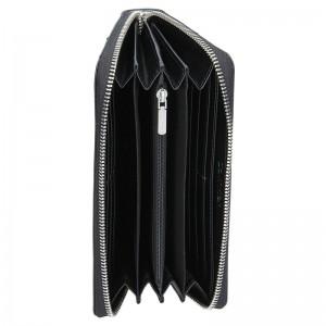 Dámská peněženka Calvin Klein Marionet - stříbrná