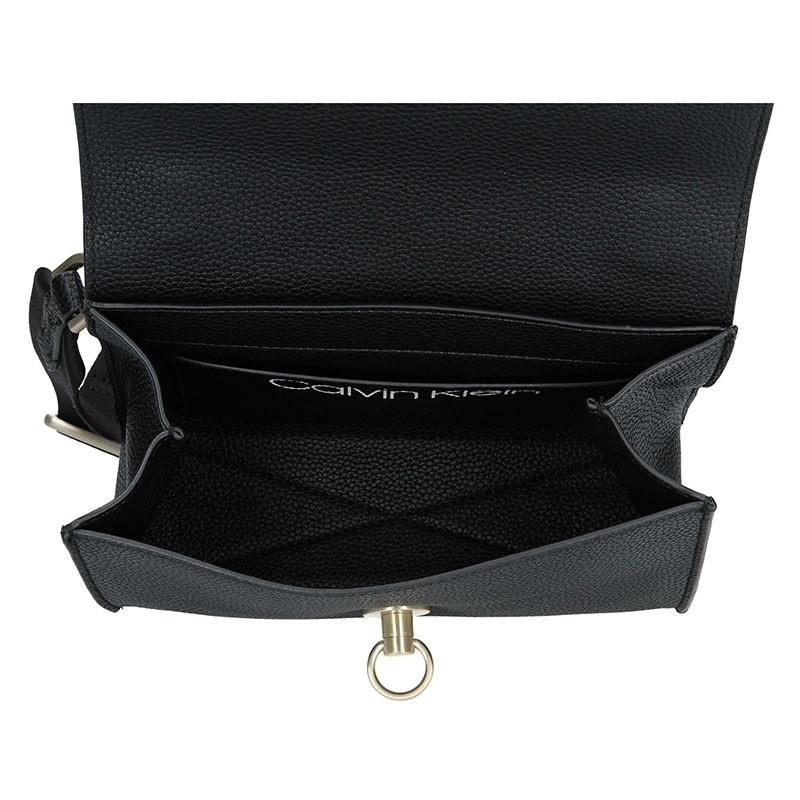 Dámská crossbody kabelka Calvin Klein Lock Medium Flap 01c0e405782