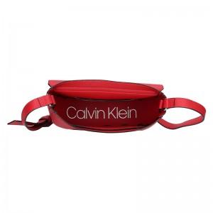 Dámská crossbody kabelka Calvin Klein Nicol - černá