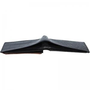 Pánská kožená peněženka Bugatti Coco - černá