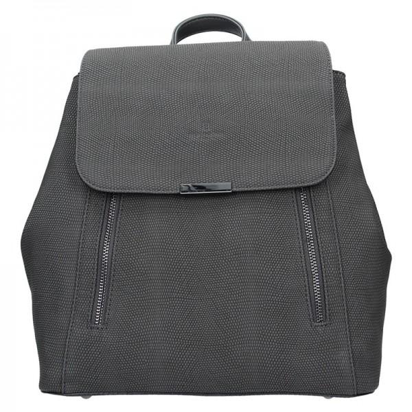Dámský batoh Hexagona 255118 - šedá
