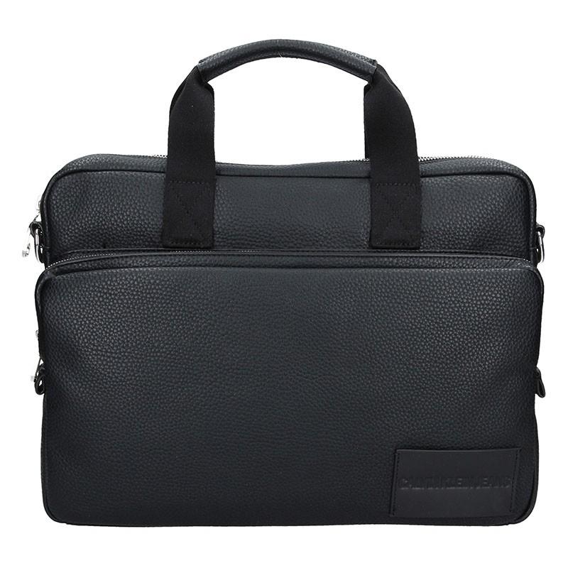Pánská taška přes rameno Calvin Klein Johny - černá e6a21eccdb2