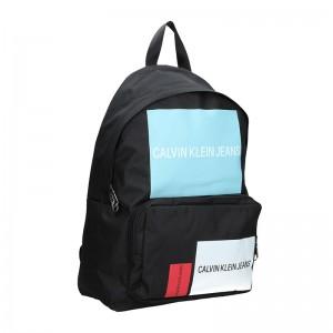 Pánský sportovní batoh Calvin Klein Jeans Tibor - černá