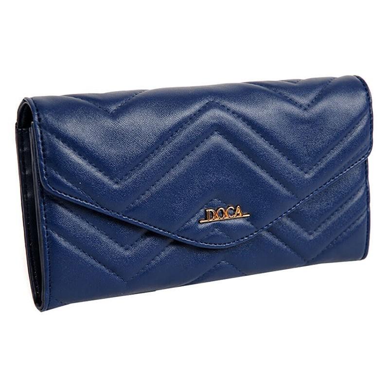 Dámská peněženka Doca 65188 - černá